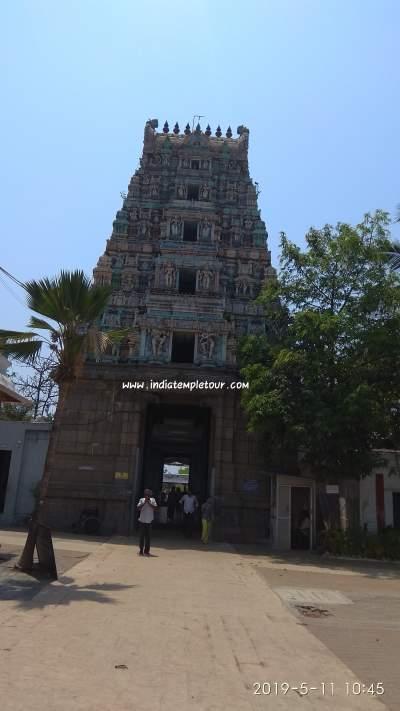 Sri Marundeeswarar Temple-Tiruvanmaiyur