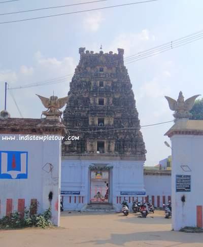 Sri Pavala Vanna Perumal - Kanchipuram
