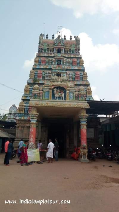 Sree Agneeswarar (sukran)temple-Kanjanur