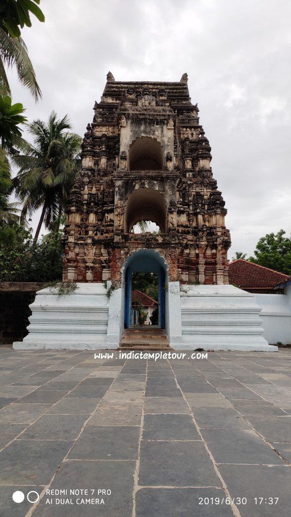 Sri Uma Koppulingeswara Swamy Temple-Palivela