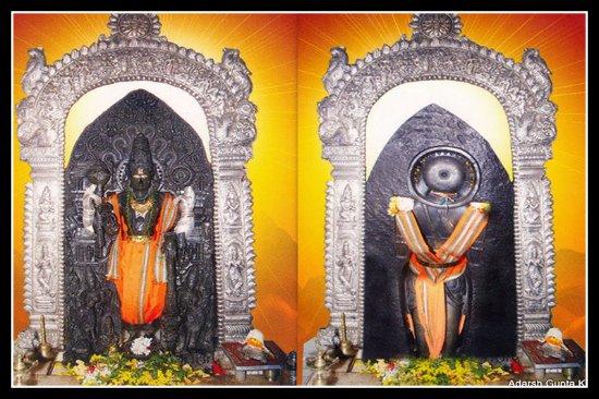 Sri Jaganmohini Kesava Perumal Temple-Ryali