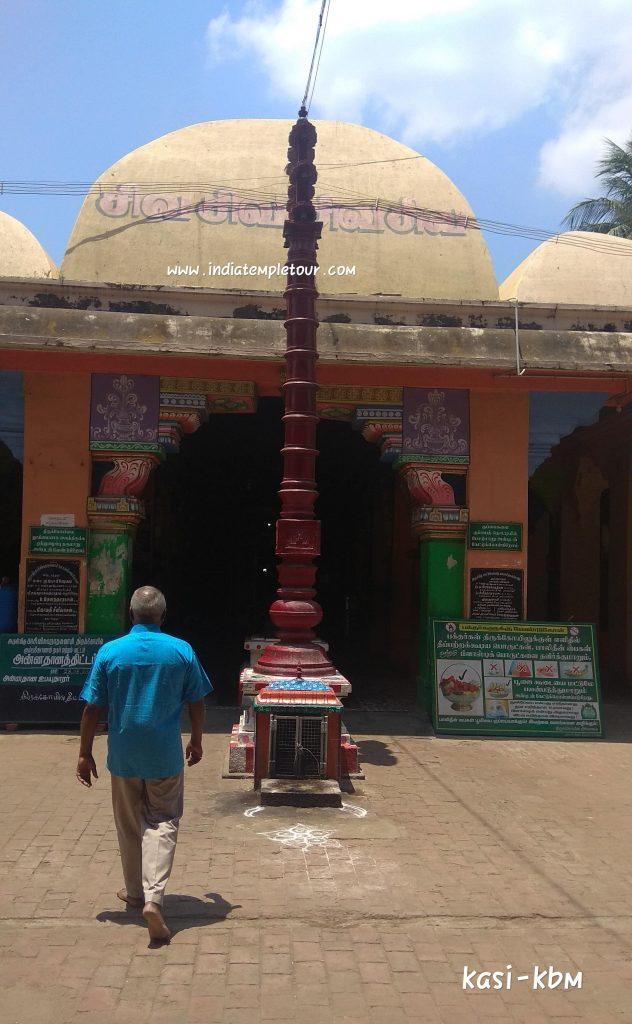 Sri Kasi Viswanathar koil-Kumbakonam