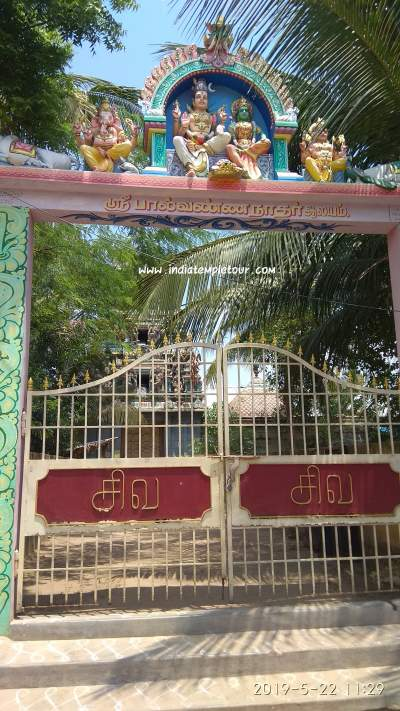 Sri Palvanna Nathar Temple-Sivapuri