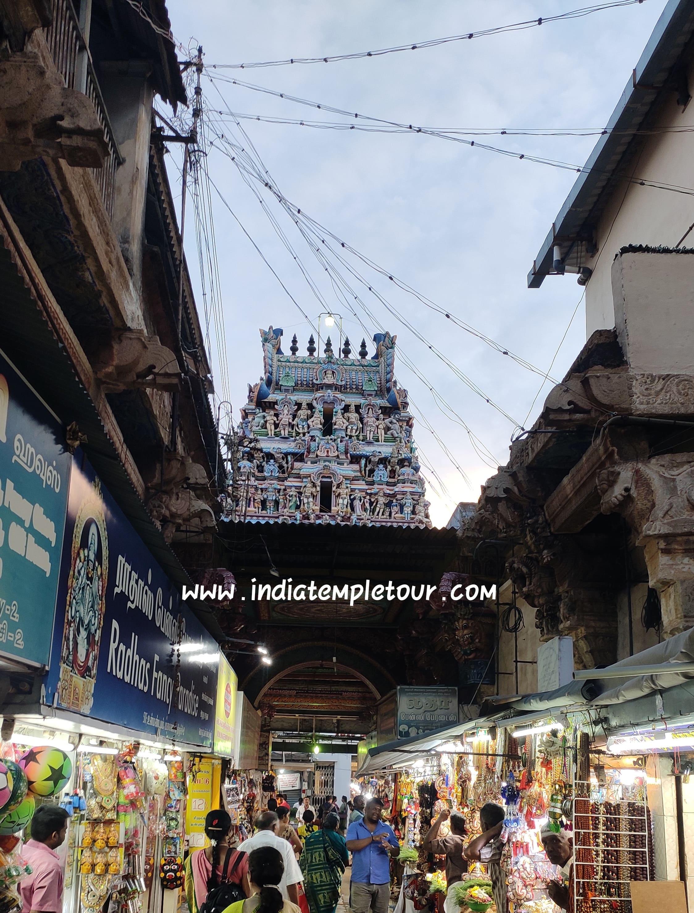 Sri Thayumaneeswarar Temple-Malaikottai