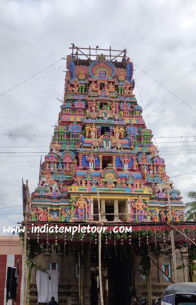 Sri Nachiyar Temple (Alagiya Manavalan)- Urayour