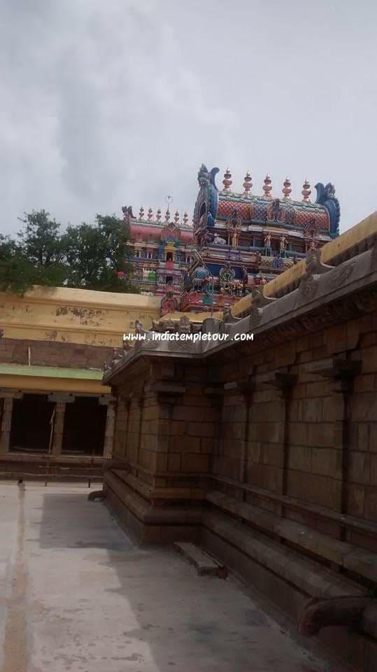Sri Maganathar- Lalithambigai temple- Tirumeeyachur