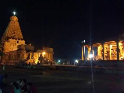 Sri Brihadeeswara Temple- Thajavour