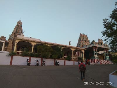 Sri Arthanareeswarar Temple- Thiruchengodu