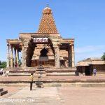 Sri Brihadeeswara Temple- Thajavur