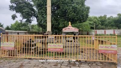 Sri Kachabeswarar & Maruntheeswarar Temple- Thirukachur