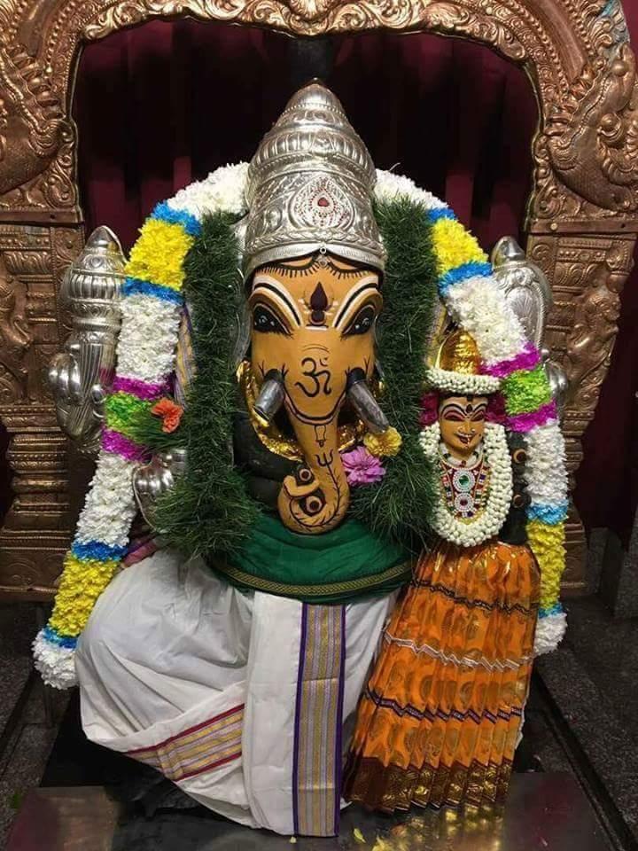 Vinayagar Manthras