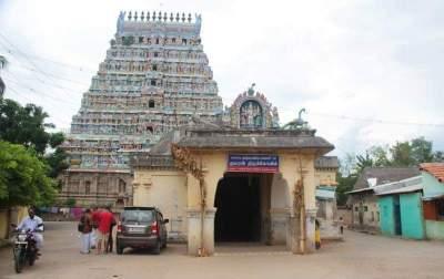 Sri Mahalingeswarar Temple- Thiruvidaimarudur