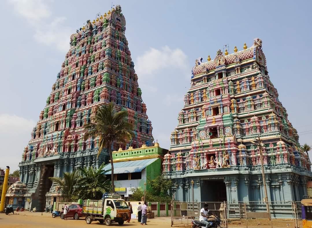 Shri Kaleeswarar koil - Kalaiyar koil