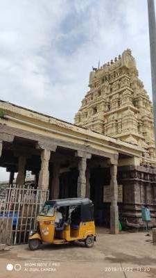 Sri Devanatha Perumal Temple- Thiruvanthipuram
