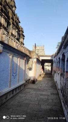 Sri Sthala Sayana perumal Temple - Mamalapuram
