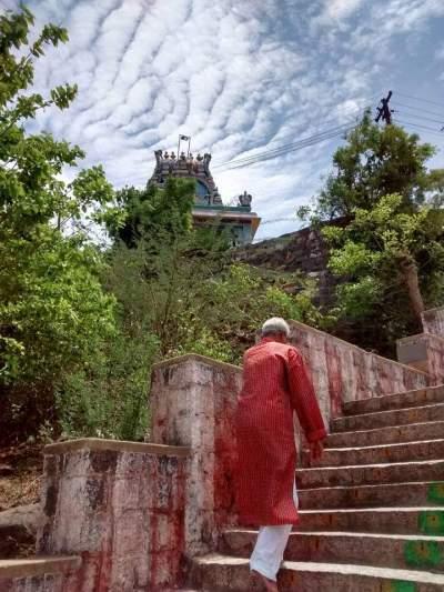 Neervanna perumal temple- Thiruneermalai