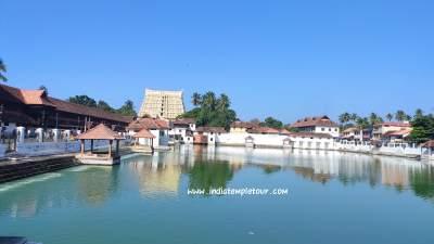 Sri Anatha Padmanabha swamy temple- Thiruvanathapuram