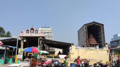 Sri Vilvanatheswarar temple- Thiruvalam
