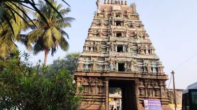 Sri Agatheeswarar Temple- Pancheshti