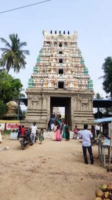 Gnanapureeswarar Temple- Thiruvadisoolam
