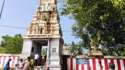 Sri Ranganathar Temple - Devadanam