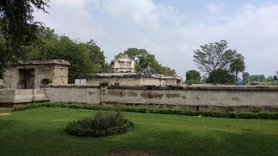 Sri Parasurameswarar Temple - Gudimallam