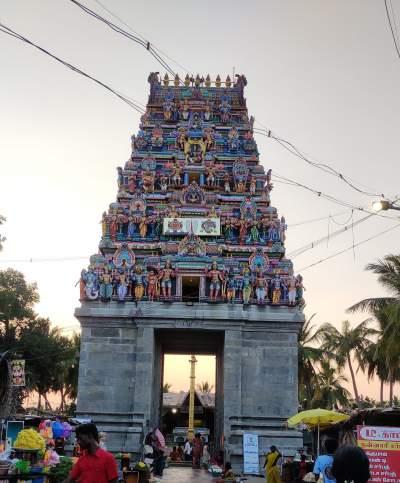 Vedhapureeswarar Temple- Thiruverkadu