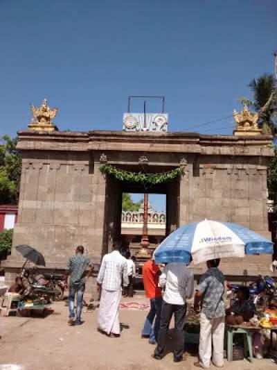 Sri Vaikundavasa perumal temple - Koyambedu