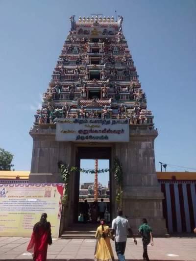 Sri Kurungaleeswarar Temple - Koyambedu