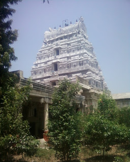 Sri Ranganathar Temple - Adhi Thiruvarangam