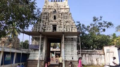 Sri Agatheeswarar Temple - Ponneri