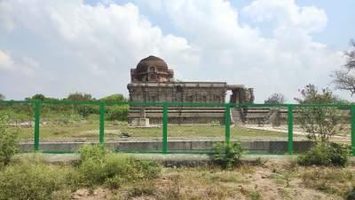Sri Padaleeswarar Temple - Brahamadesam