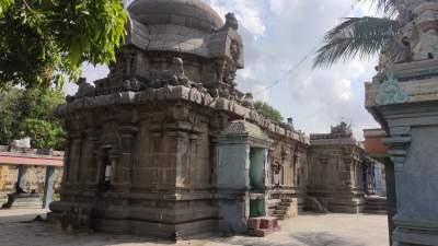 Sri Ramanatheswarar Temple- Esalam