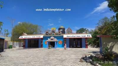 Parasakthi Iswarar Temple - Sembarambakkam