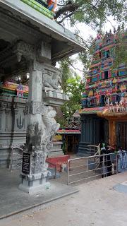 Sri Yoga Narsimhar Temple - Velachery