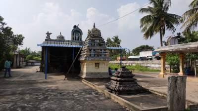 Adi Kesava Perumal Temple - Vada Madurai