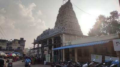 Devi Karumari amman temple - Thiruverkadu