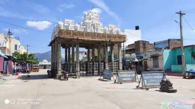 Sri Klayana Venkateswara Perumal temple - Narayanavanam