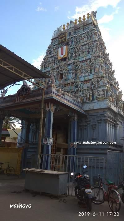 Sri Madhava perumal Temple - Mylapore