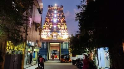 Sri Prasana Venkateswarar Perumal Temple - Nungambakkam