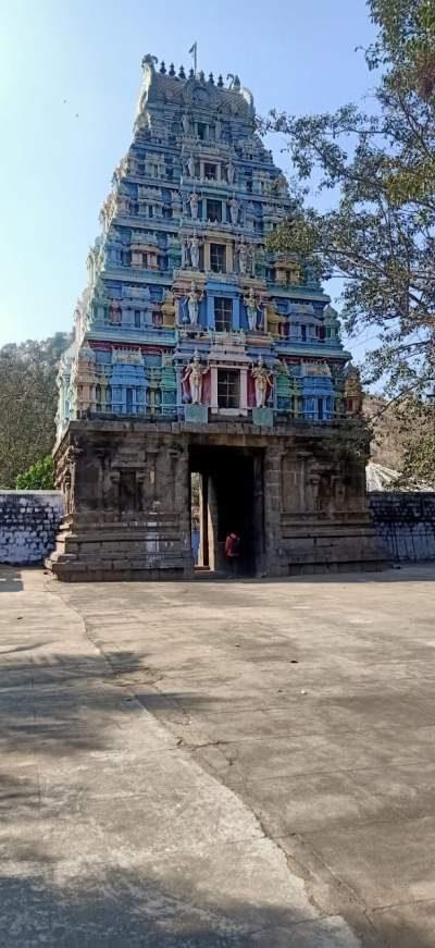 Sri Penneswarar Temple - Penneswaramadam