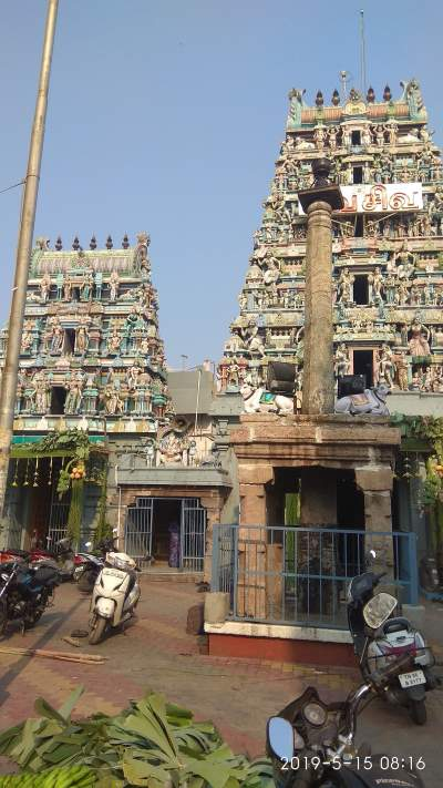 Arudra Kabaleeswarar Temple - Erode