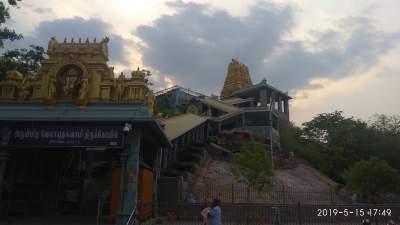 Velayuthasamy temple - Thindal