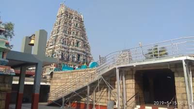 Sri Ranganatha perumal temple- Erode