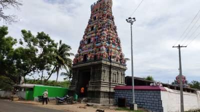 Swarna Kala Bhairavar Temple - Azhividaithangi