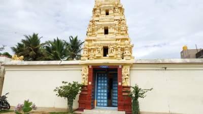 Sri 1008 Bhagawan Mahaveer  Digambar Jain Temple -  Vembakkam