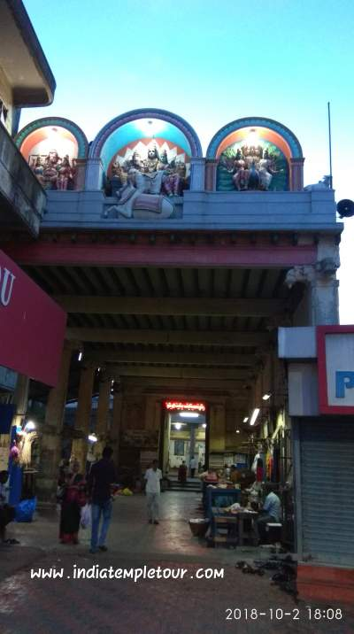 Chenna malleeswarar temple
