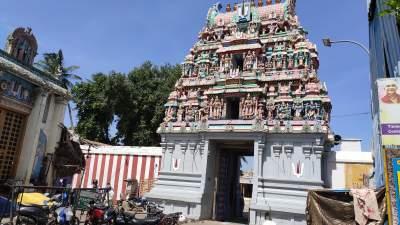 Sowmya Dhomodhara Perumal temple